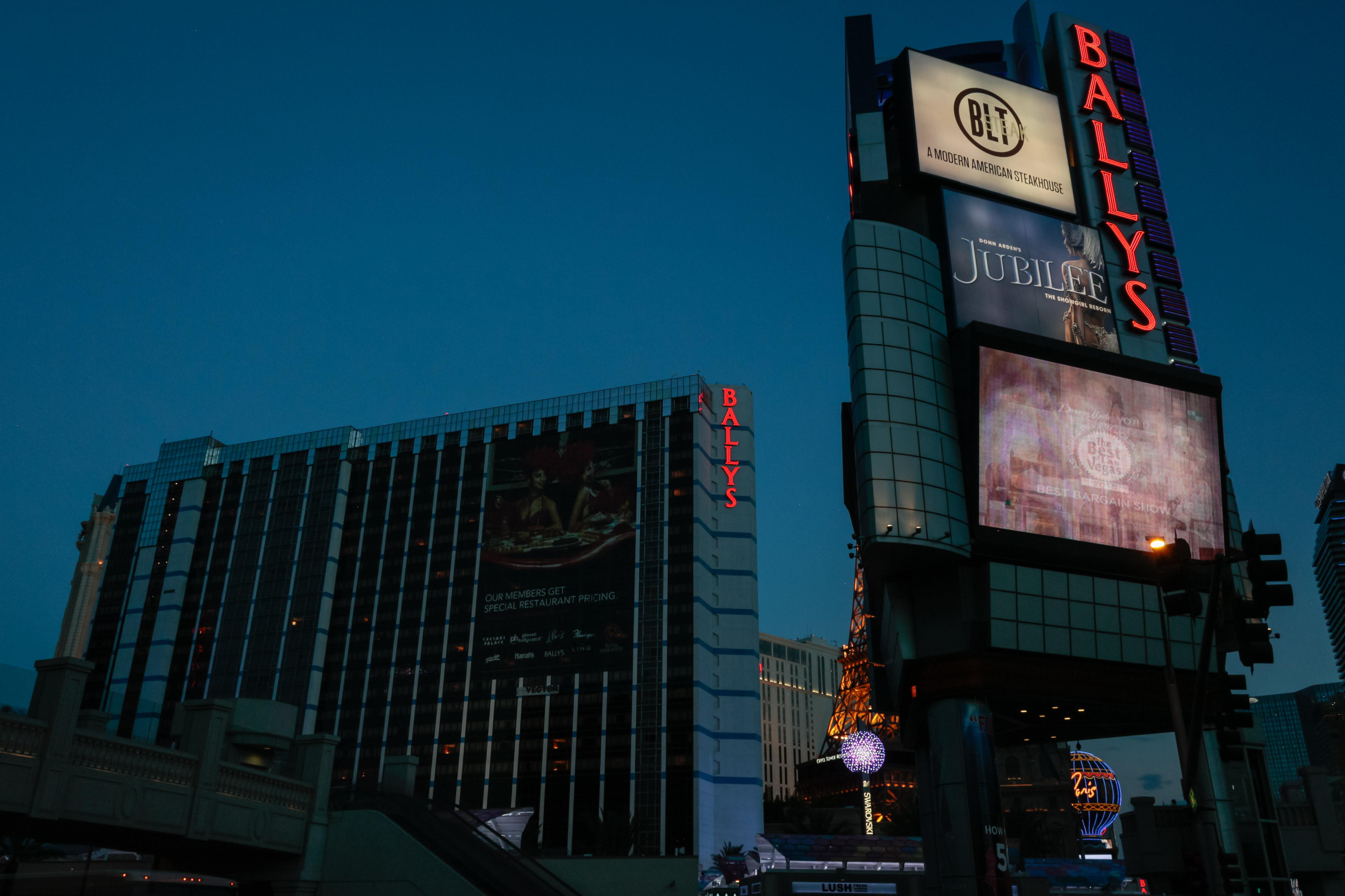 Ballys Hotel Las Vegas