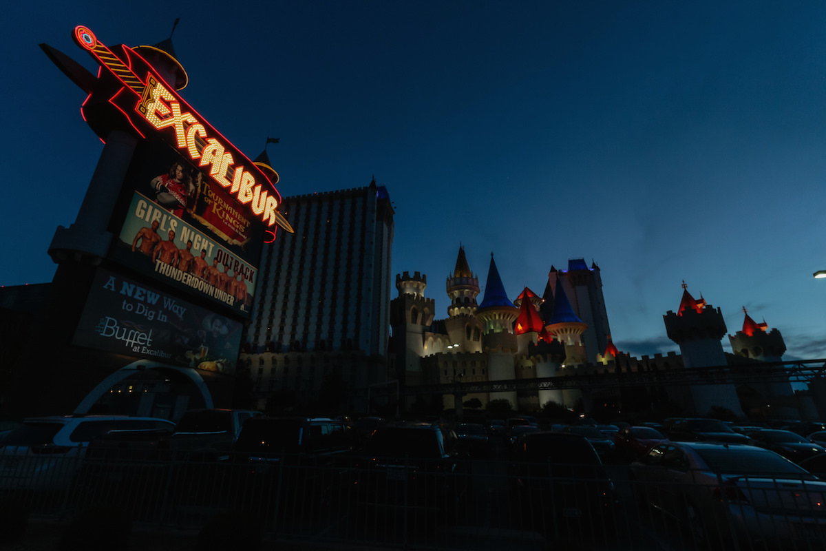 Excalibur Hotel Las Vegas Reviews