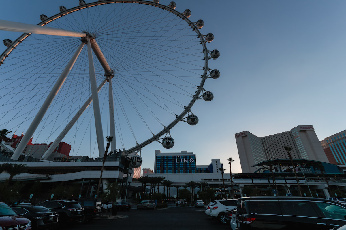 The Linq Hotel Las Vegas