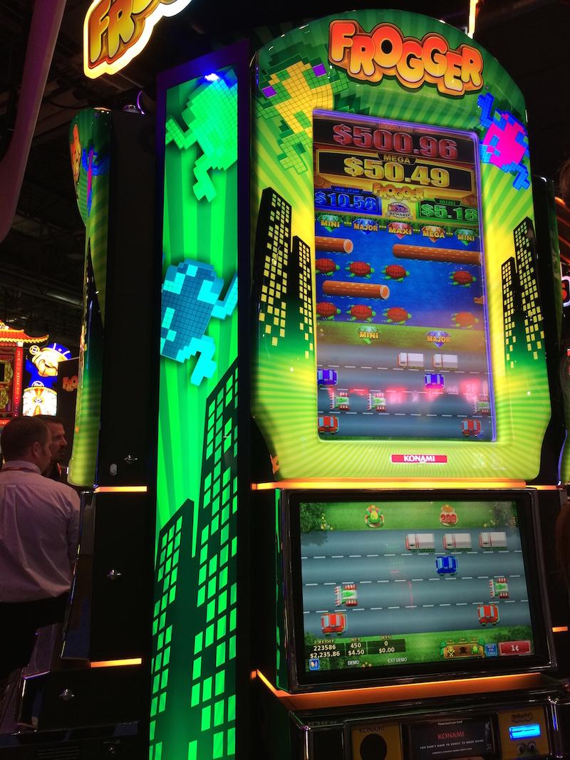 News slot machine
