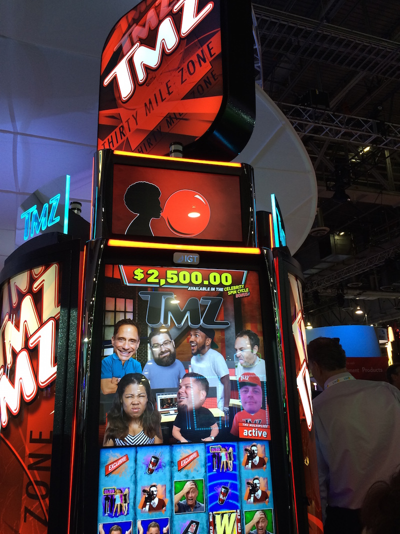 new slot machines for 2016