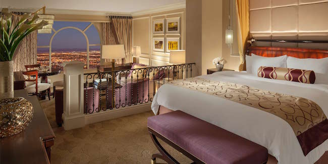 Suite Renovations At Encore And The Venetian Front Desk Tip