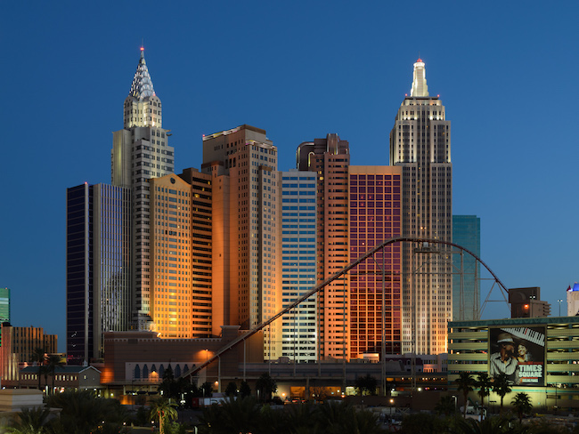 new casinos in las vegas