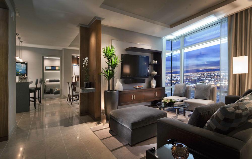 Las Vegas Hotel Suite 2018 World S Best Hotels