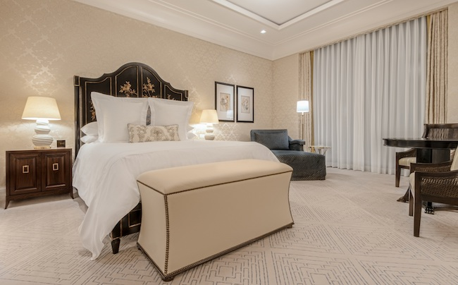 Caesars Entertainment Has Been Renovating And Upgrading Their Hotel Rooms  In Las Vegas Non Stop For The Past Couple Of Years.