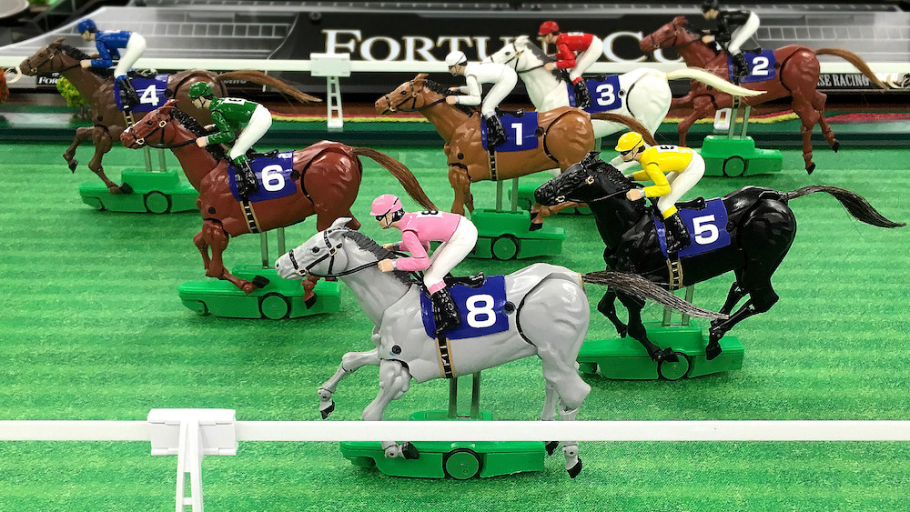 Fortune Cup Horses