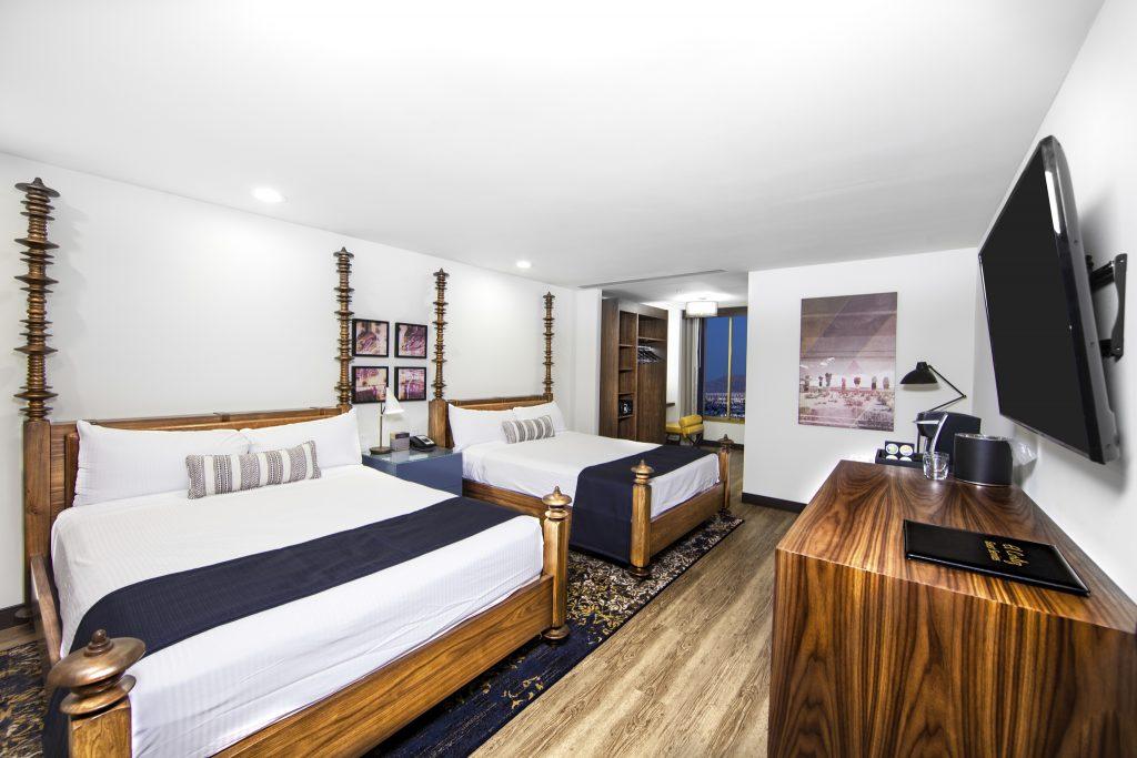 New El Cortez Hotel Room
