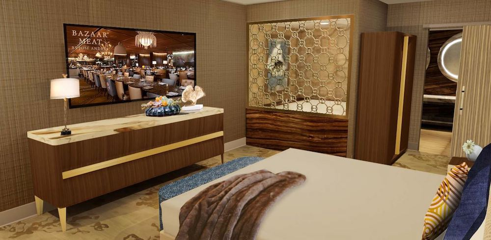 Sahara Las Vegas Grand Tower Room